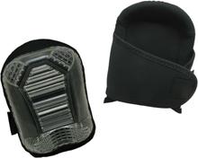 Toolpack Knäskydd Pro Skarn med PVC-kåpa svart