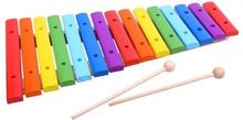 Tooky Toy - Xylofon - Leksaksinstrument I Trä