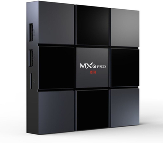 MXQ Pro 4K - Multimedia TV Box