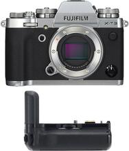 Fujifilm X-T3 Silver + VG-XT3, Fujifilm