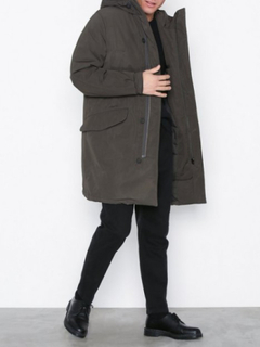 Hope Man Parka Jakker & frakker Dark Grey