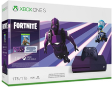 Xbox One S - 1TB (Fortnite Battle Royale Special Edition Bundle)