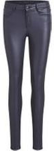 VILA Belagda Skinny Fit-jeans Kvinna Blå
