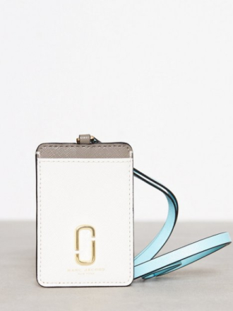 Marc Jacobs Long Strap Commuter Case Porcelain