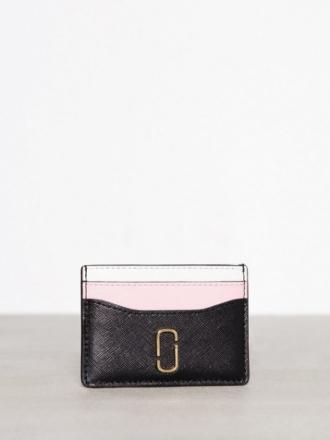 Kortholder - Black/Pink Marc Jacobs Card Case