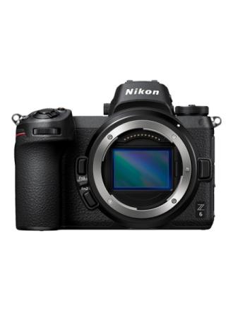 Z6 24-70mm S Lens + FTZ Adapter