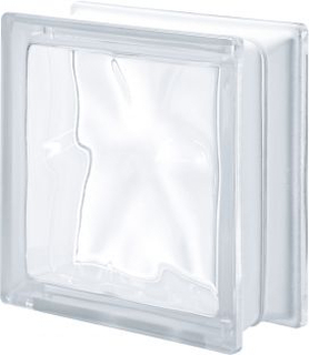 Vetro Design 3190/DO Moln Glasblock