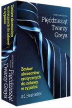 50 Twarzy Greya Zestaw Akcesoriów Erotycznych | 100% DYSKRECJI | BEZPIECZNE ZAKUPY