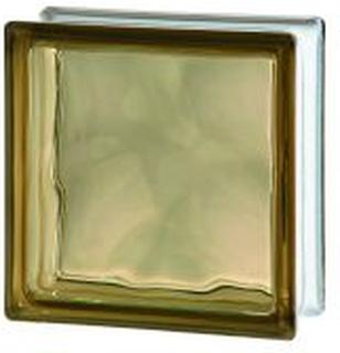 Vetro Basic 1908/W Glasblock Brun