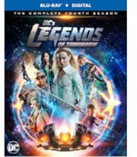 DC Legends of Tomorrow - Season 4