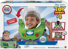 Mattel Toy Story 4 - Buzz Lightyear Space Ranger Armor