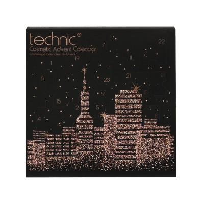 Technic City Scape Christmas Advent Calendar 1 kpl