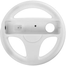 Wii Steering Wheel Wii Hvid