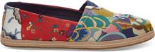 TOMS Schuhe Floral Liberty® Fabrics Classics Für Damen - Größe 35.5