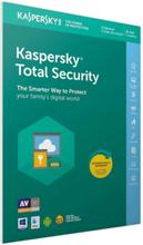 Kaspersky Total Security Multi-Device 2019 - 5 enheder / 2 år