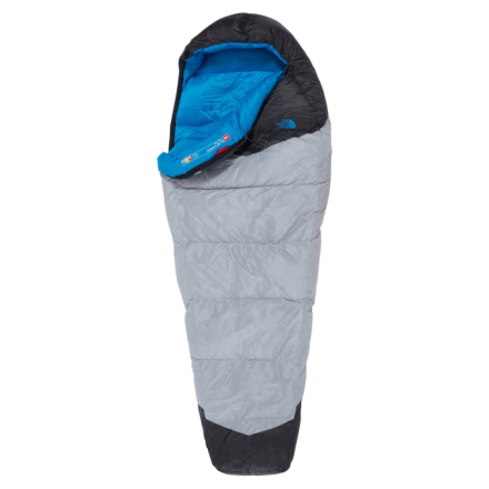 The North Face Blue Kazoo Dunsovsäck Grå Long