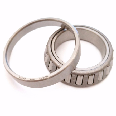 1pcs Bearing 34W/51W 34X51X12 34W 51W Cone + Cup MOCHU Single Row Tapered Roller Bearings