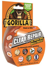 Gorilla Tape Genomskinlig Lagningstejp / Skyddstejp