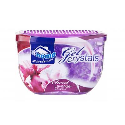 At Home Clean Exclusive Gel Crystals Ilmanraikastin Sweet Lavender 150 g
