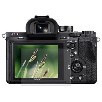 Skjermbeskyttelse herdet glass Sony RX100 / A7M2 / A7R / A7R2