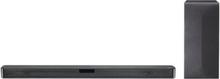 Trådløs soundbar LG SN4 2.1 Bluetooth 300W Sort