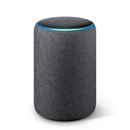 Amazon Echo Plus Gen 2 Smarte hjem-kontroller Svart