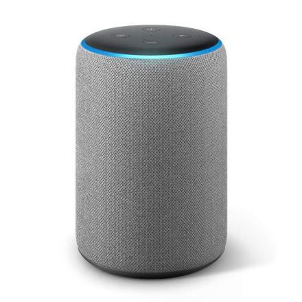 Amazon Echo Plus Gen 2 Smarte hjem-kontroller Grå
