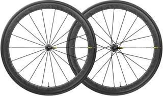 Mavic Cosmic Pro Carbon UST TDF Wheelset Shimano/SRAM M-25 2019 Hjulsett til racersykkel