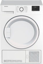 Blomberg BTGX370W2 Kondenstørretumbler - Hvid