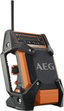 AEG arbejdsradio 18V BR1218C-0 uden batteri og lader