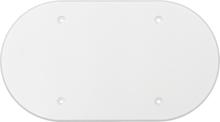 Elko 4014203522 Doslock för dubbeldosa, skruvfastsättning