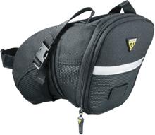 Topeak Aero Wedge Pack Saddle Bag L Cykelväska Svart OneSize