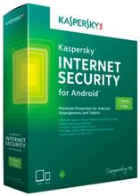 Kaspersky Internet Security for Android 2019 - 1 enhet