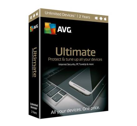 AVG Ultimate 2019 - 10 enheter