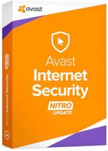 Avast Internet Security 2019 - 3 enheter