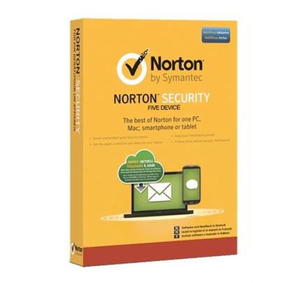 Norton Security Deluxe - 5 enheter