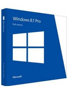 Microsoft Windows 8.1 Pro - Retail (32-Bit/64-Bit)
