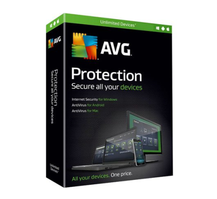 AVG Internet Security Unlimited - obegränsad täckning / 1 år