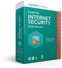 Kaspersky Internet Security Multi-Device 2019 - 5 enheter