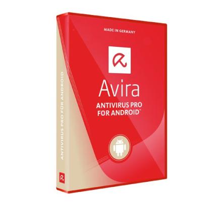 Avira Antivirus Pro för Android - 1 enhet / 1 år