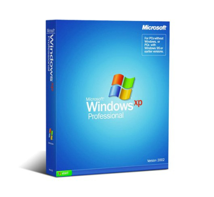Windows XP Professional - med Service Pack 3