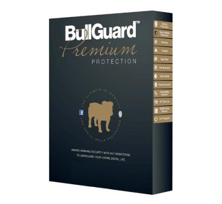 BullGuard Premium Protection - 5 enheter / 1 år (5 GB backup)