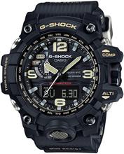 Casio G-SHOCK MASTER OF G MUDMASTER TOUGH SOLAR Uhr GWG-1000-1A - Schwarz anschauen