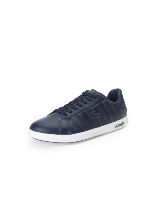 Sneakers 'Graduate' Fra Lacoste blå - Peter Hahn