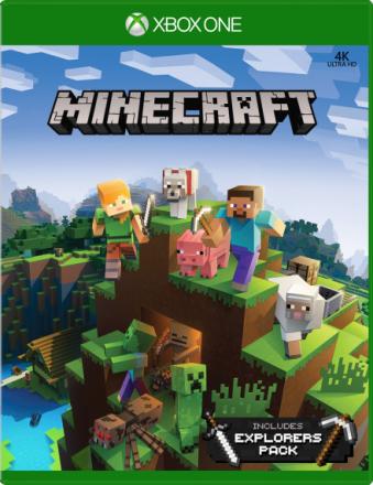 Minecraft Explorers-pakke til Xbox One - Microsoft Store