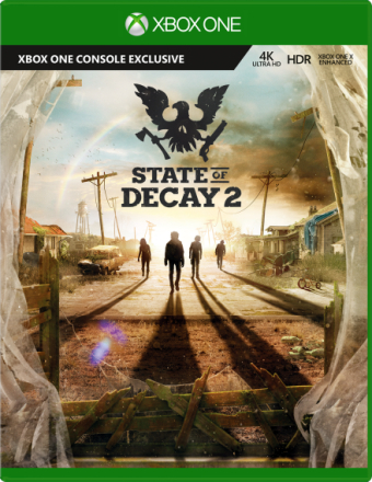 Gra State of Decay 2 na konsolę Xbox One