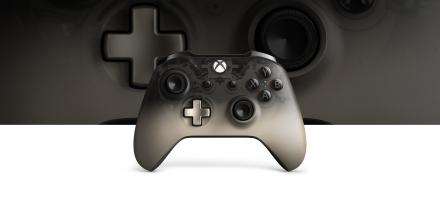 Langaton Xbox-ohjain – Phantom Black Special Edition