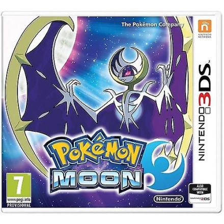 Nintendo Pokemon Moon 3DS spil - Fruugo