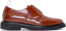 Common Projects Brown Cadet Derbys