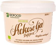 Ekologisk Kokosolja Doftfri, 500 ml